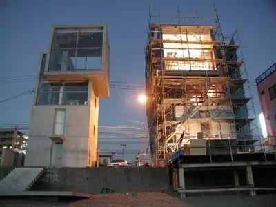 读者票选NO.1的安藤忠雄,设计了一对海边双子楼,用来感悟人生_17