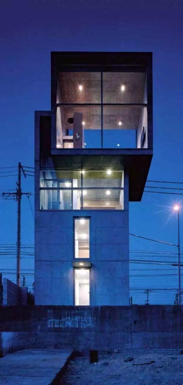 读者票选NO.1的安藤忠雄,设计了一对海边双子楼,用来感悟人生_26