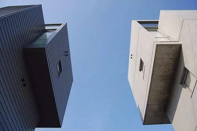 读者票选NO.1的安藤忠雄,设计了一对海边双子楼,用来感悟人生_18