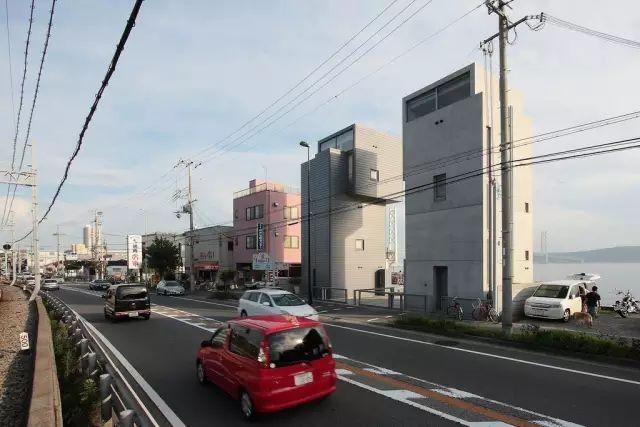 读者票选NO.1的安藤忠雄,设计了一对海边双子楼,用来感悟人生_19