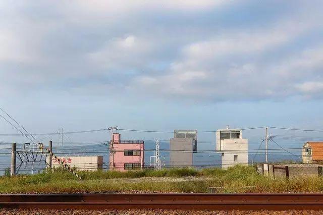 读者票选NO.1的安藤忠雄,设计了一对海边双子楼,用来感悟人生_20