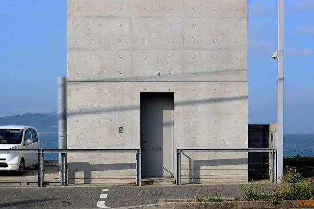 读者票选NO.1的安藤忠雄,设计了一对海边双子楼,用来感悟人生_14