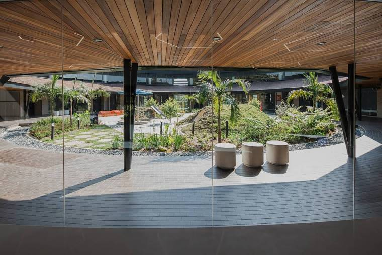 哥伦比亚蒙特梭利幼儿园景观-156594216613