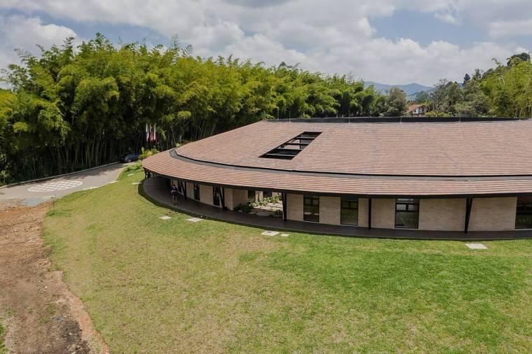 哥伦比亚蒙特梭利幼儿园景观-156594216614