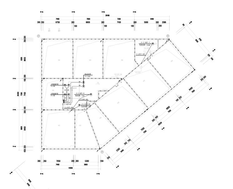 广东商业住宅楼项目电气施工图(含智能化)