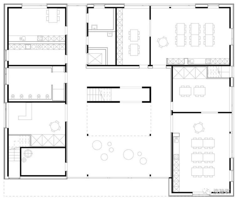 焕发活力的新办公楼设计_25