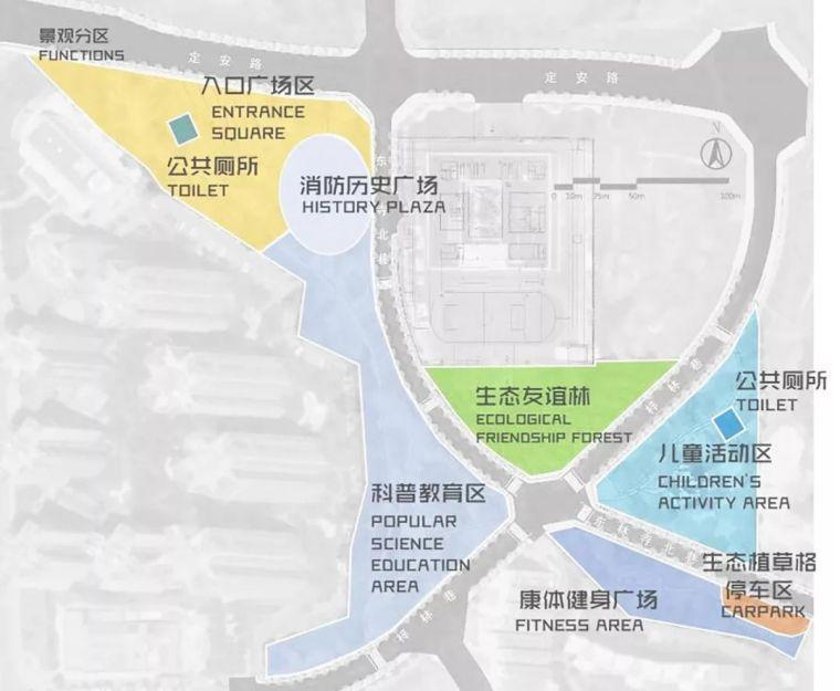 成都天府新区消防文化公园_6