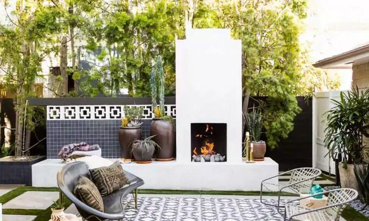 4种现代庭院设计风格,你最喜欢哪种美?_18
