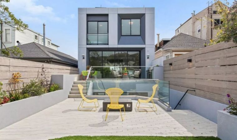 4种现代庭院设计风格,你最喜欢哪种美?_1
