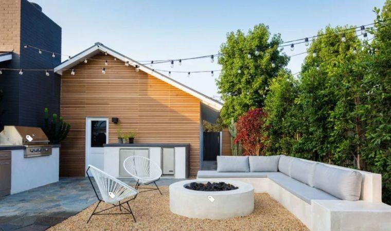 4种现代庭院设计风格,你最喜欢哪种美?_2