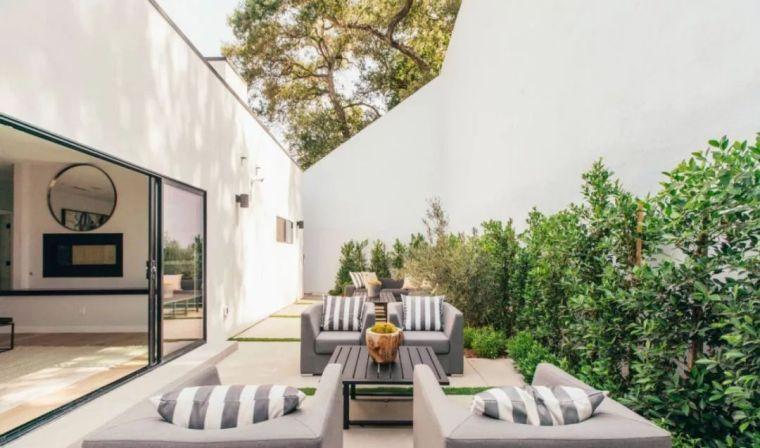 4种现代庭院设计风格,你最喜欢哪种美?_4