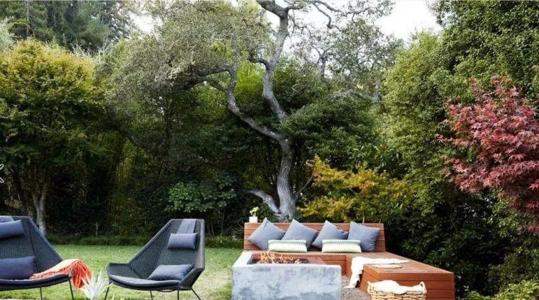 4种现代庭院设计风格,你最喜欢哪种美?_20