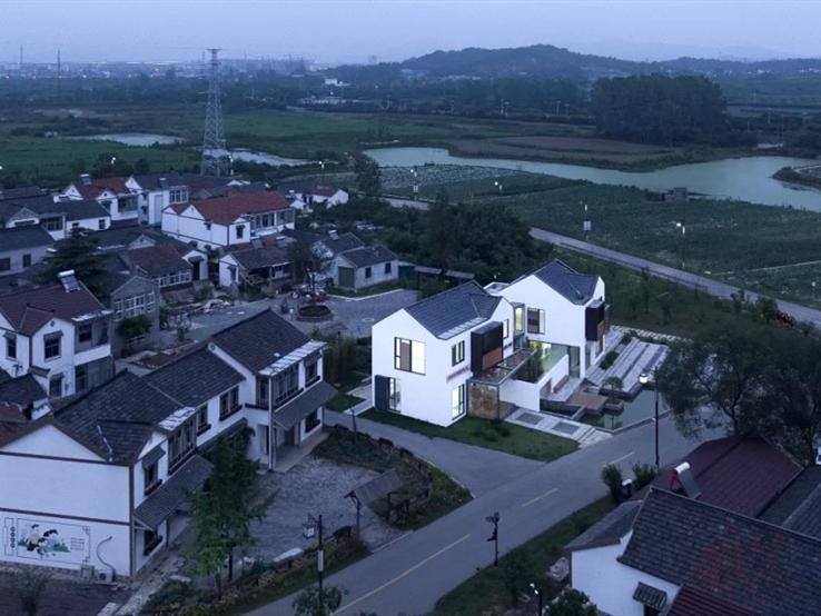 南京·马府院游客服务中心建筑改造