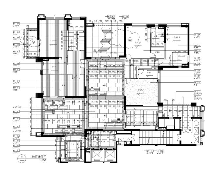 2地坪饰面图
