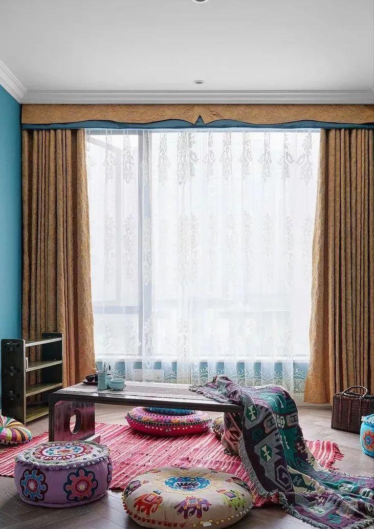 选对窗帘,能让你家的颜值美上天~_13
