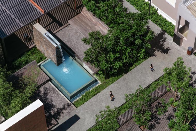 巴西UNIBRA大学花园广场-065A4958