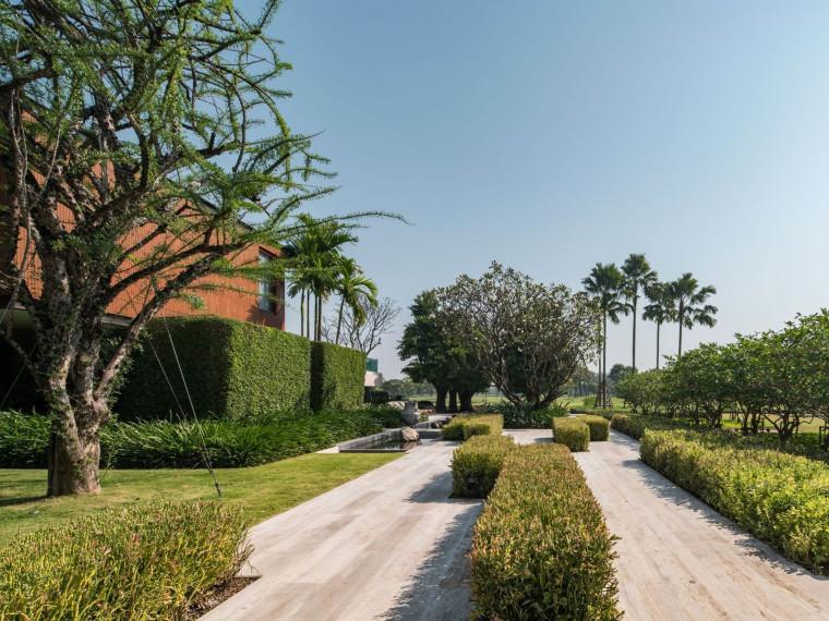 泰国私人住宅花园-00