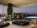 隈研吾-首栋澳大利亚奢华顶层公寓官方摄影
