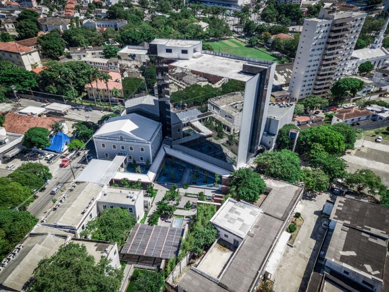 巴西UNIBRA大学花园广场-DJI_0170