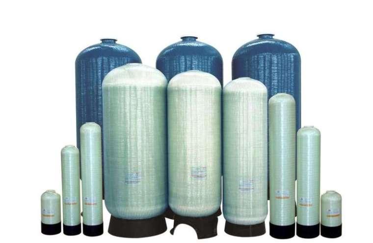 水处理玻璃钢树脂罐如何选材?