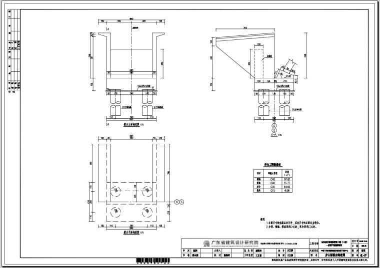8、桥台构造图