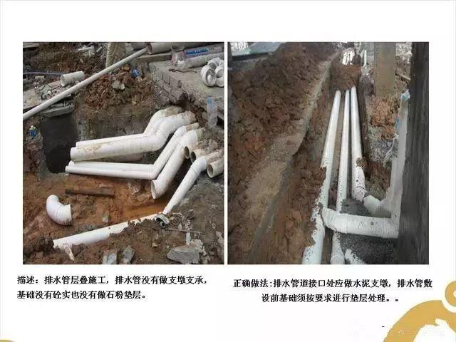 机电安装施工问题汇总及正确做法_16