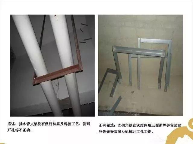 机电安装施工问题汇总及正确做法_28