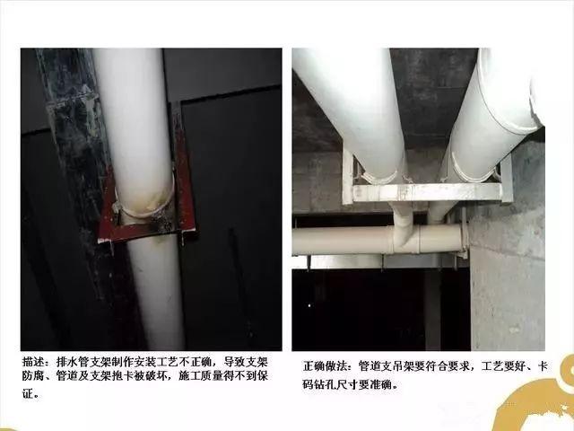 机电安装施工问题汇总及正确做法_26