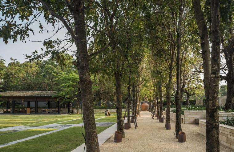 泰国私人住宅花园-5a2e31c3b2d1b