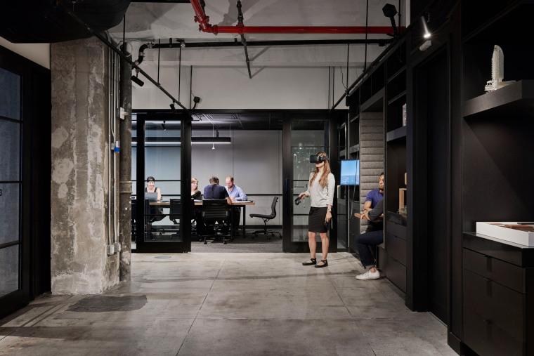 伍兹·贝格-曼哈顿市中心办公室官方摄影-5