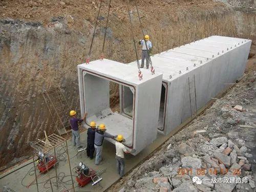 综合管廊工程施工技术_3