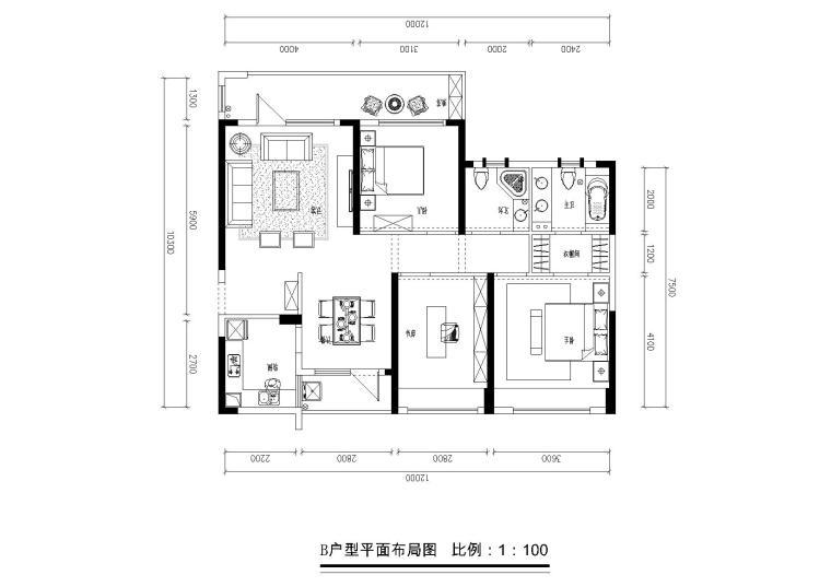 [杭州]巢-赤壁西湖国际广场施工图+效果图