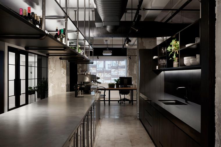 伍兹·贝格-曼哈顿市中心办公室官方摄影-7