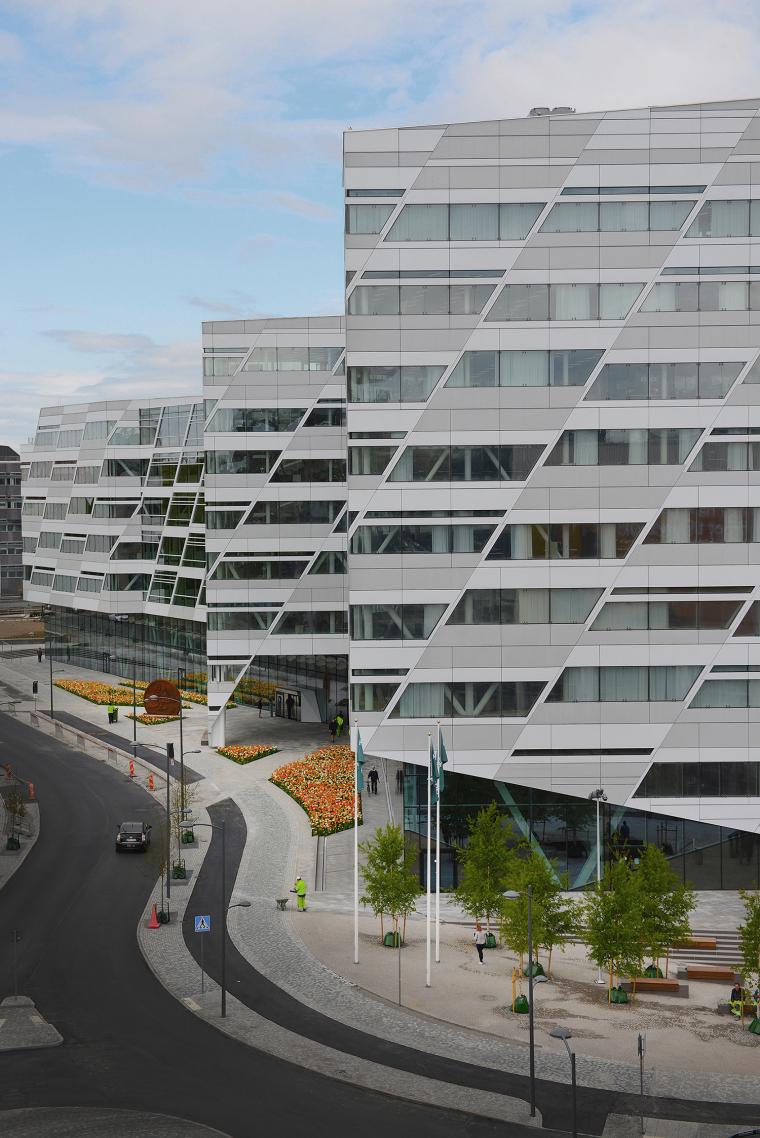 瑞典Swedbank办公总部-Swedbank_LAND_1