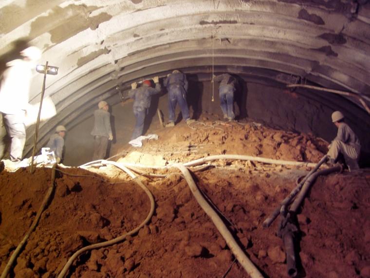 [河南]铁路黄土隧道综合施工技术