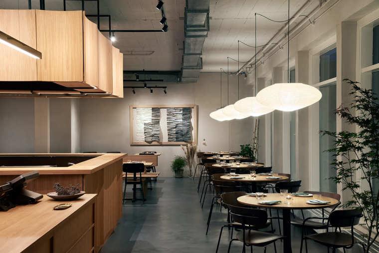 哥本哈根北欧风味的ZUMI餐厅-1559618238257156