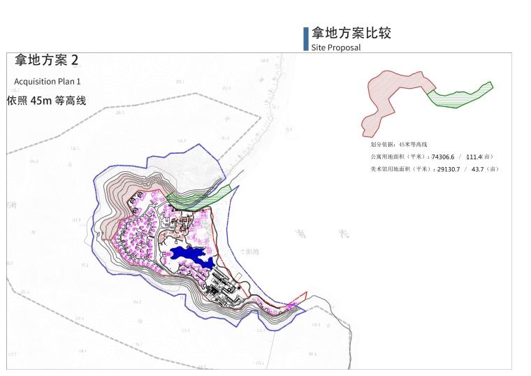 三亚太阳湾华谊艺术中心丨效果图+概念方案-11