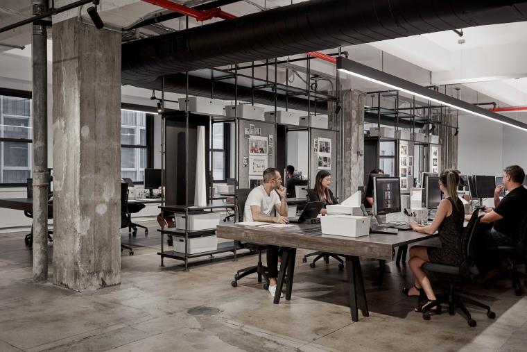 伍兹·贝格-曼哈顿市中心办公室官方摄影-9