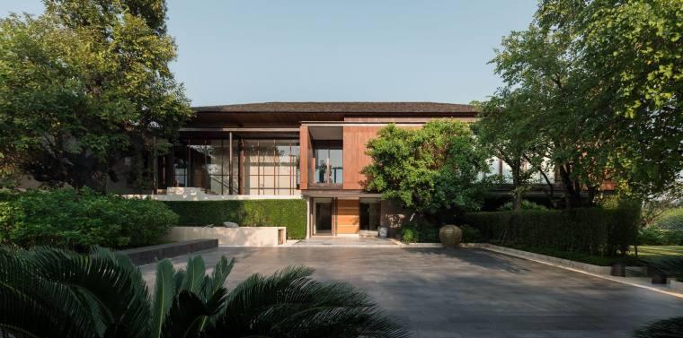 泰国私人住宅花园-5a2e31d0508dd