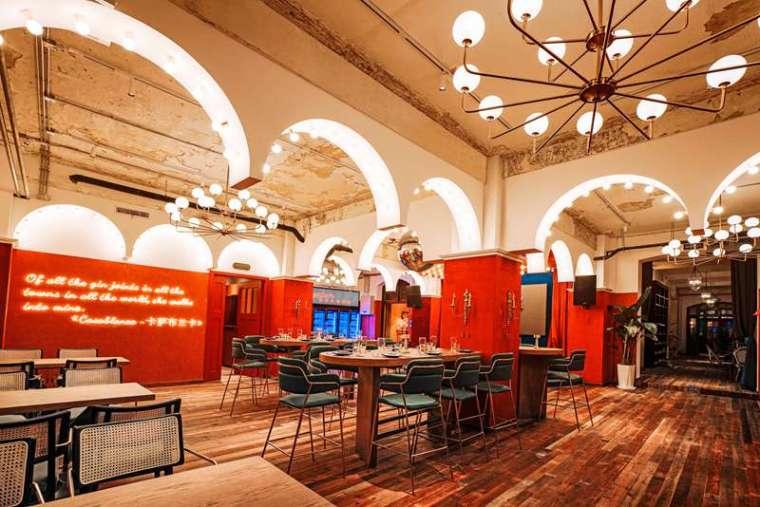艺科设计|青岛酒吧娱乐空间设计-有戏精酿