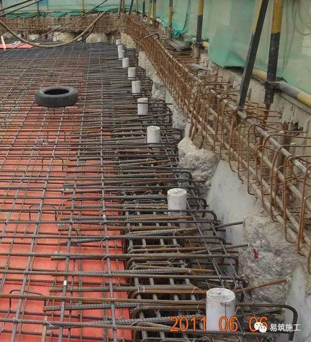 超高层建筑22米深基坑逆作法施工现场,看基础如何倒过来施工_16