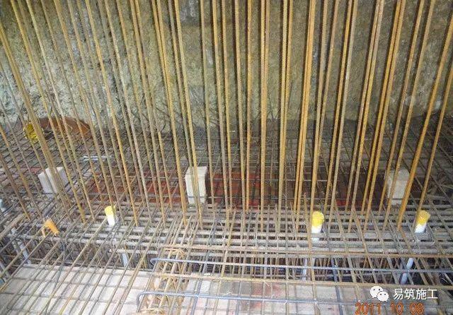 超高层建筑22米深基坑逆作法施工现场,看基础如何倒过来施工_18
