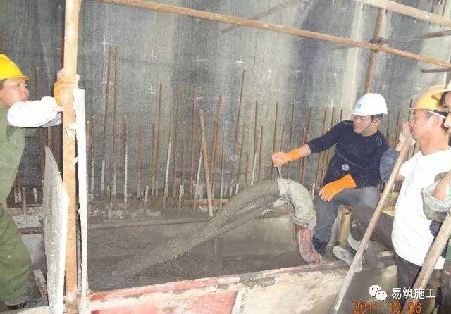 超高层建筑22米深基坑逆作法施工现场,看基础如何倒过来施工_21