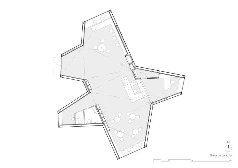 西班牙社区行政楼加建-floor