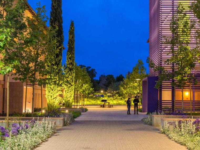 美国斯坦福大学GSB高地大厅