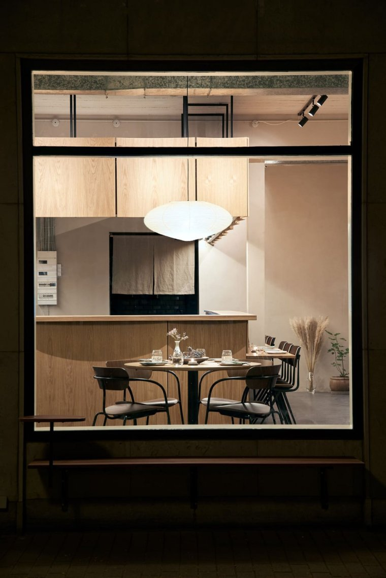 哥本哈根北欧风味的ZUMI餐厅-1559618239518833