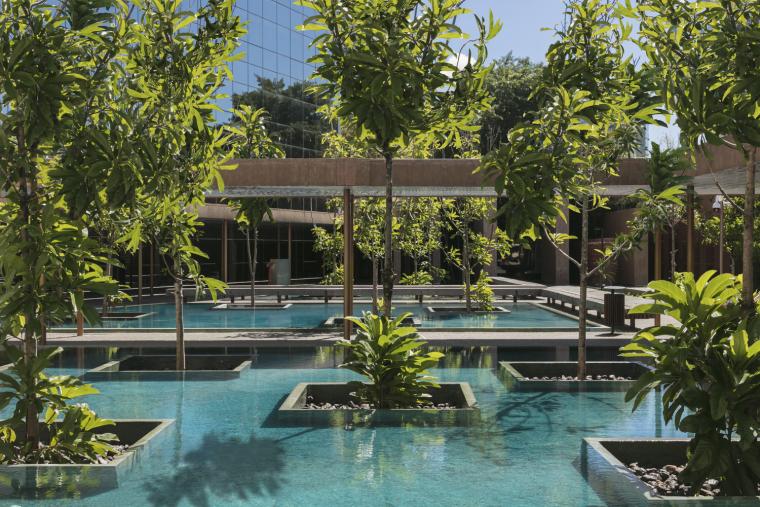 巴西UNIBRA大学花园广场-065A4715