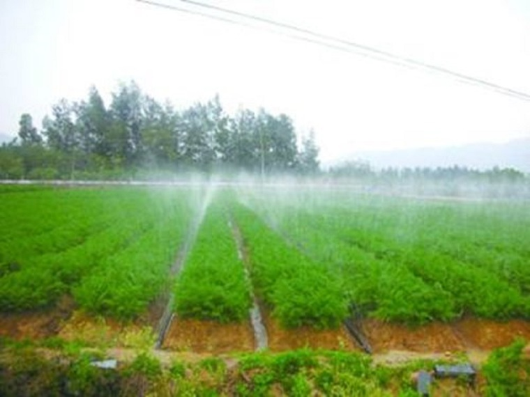 农业节水灌溉实施方案(51页,清楚明了)