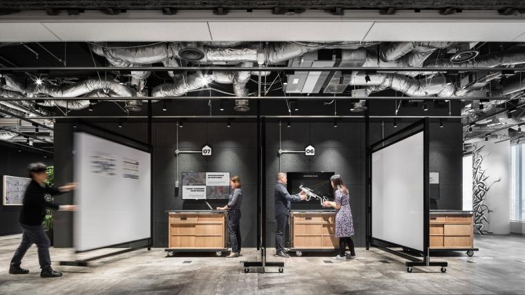 美国Gensler室内设计作品集-6