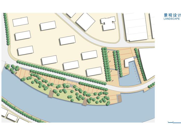 [上海]苏州河滨河景观地块详细规划设计文本-景观设计
